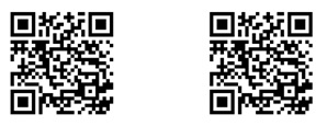 2 QR-Codes