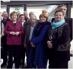 2014-25 Jahrfeier in Berlin, Bärbel ganz rechts